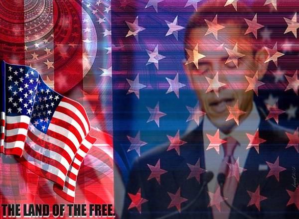 Us Civil War Mixed Media - Behind The Dream by Fania Simon