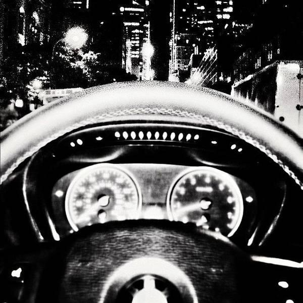 Bmw Photograph - #behindthewheel #nyc #bmw #gf_nyc by Ryan Glasberg