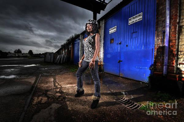 Strobist Wall Art - Photograph - Bel6.0 by Yhun Suarez