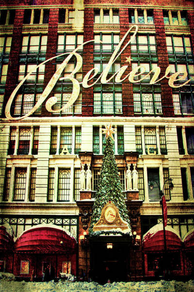 Photograph - Believe by Chris Lord