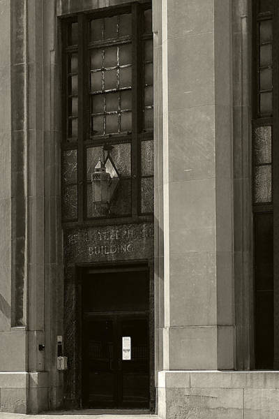 Photograph - Bell Telephone Building by Scott Hovind