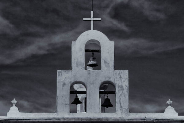 Photograph - Bell Tower by Tom Singleton