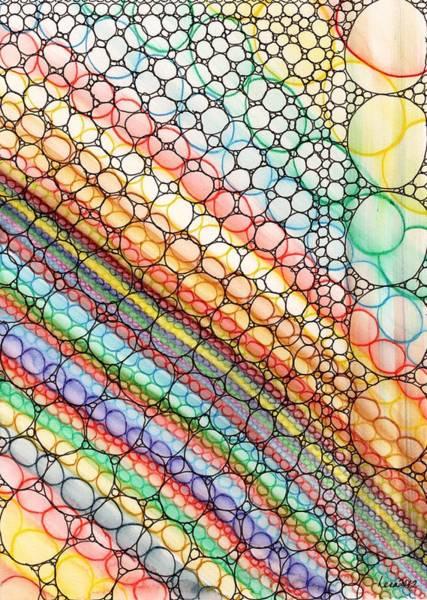 Drawing - Belonging by Lesa Weller