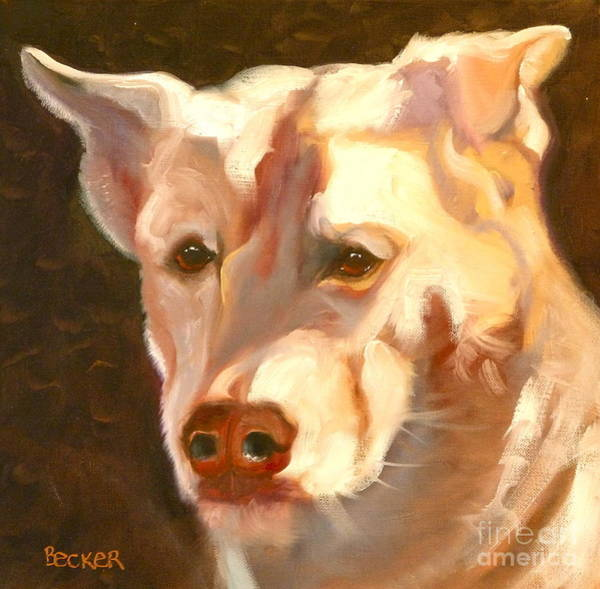 Painting - Beloved by Susan A Becker