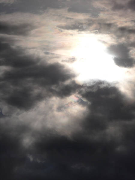 Wall Art - Photograph - Beneath The Clouds by James Barnes