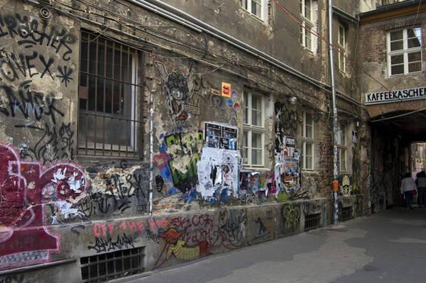 Photograph - Berlin Graffiti - 1 by RicardMN Photography