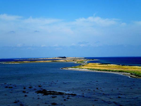 Photograph - besser Reef Samsoe Island  by Colette V Hera  Guggenheim