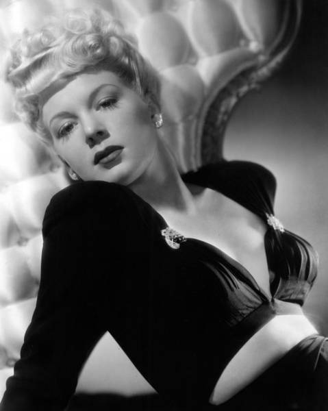Betty Hutton, Paramount Pictures, 1943 Art Print by Everett