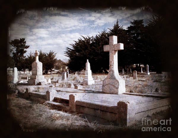 Grief Wall Art - Photograph - Beyond All Strife by Laura Iverson