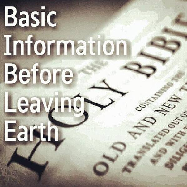 Wall Art - Photograph - #bible Basic Information Before Leaving by Luke Reynolds