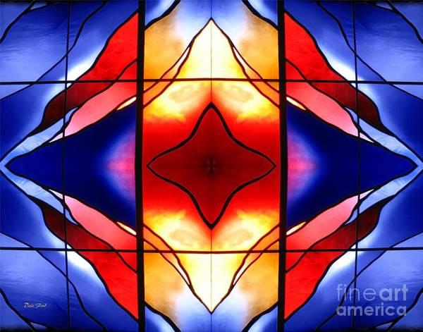 Digital Art - Big Bang by Dale   Ford