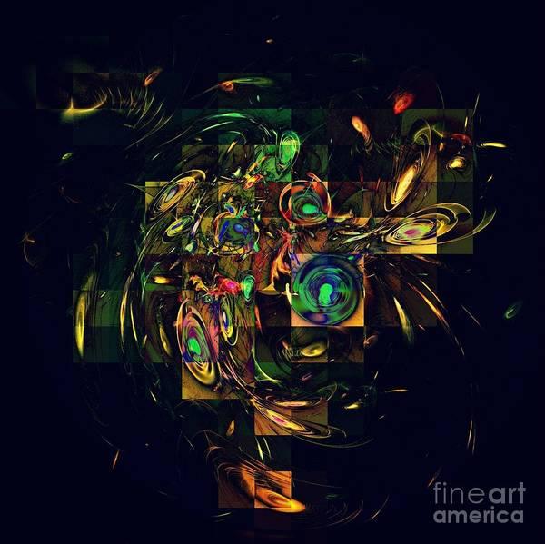 Big Bang Digital Art - Big Bang by Klara Acel
