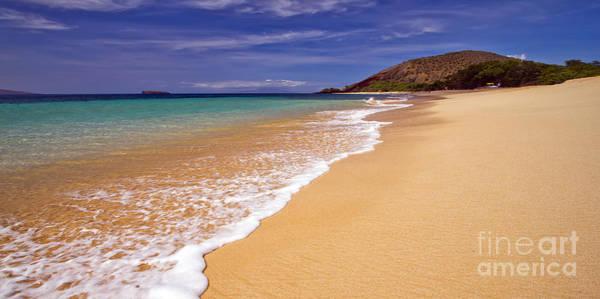 Photograph - Big Beach Maui Hawaii by Dustin K Ryan