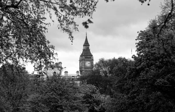 Photograph - Big Ben by Andrew Fare