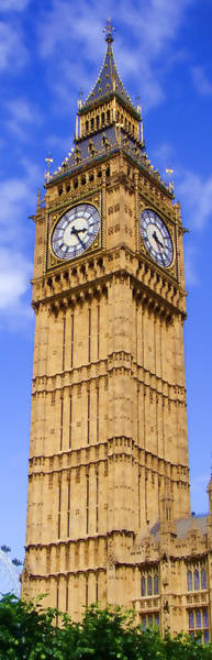 Photograph - Big Ben by Roberto Alamino