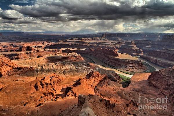 Photograph - Big Bend In The Colorado by Adam Jewell