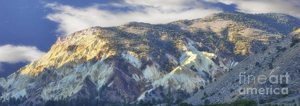 Photograph - Big Rock Candy Mountains by Donna Greene