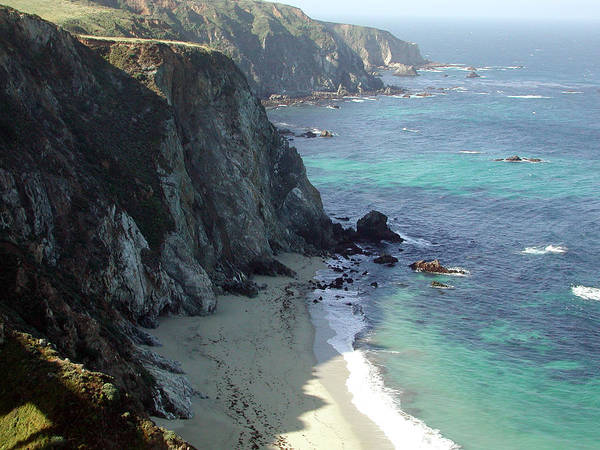 Big Sur Photograph - Big Sur by Armand Cabrera