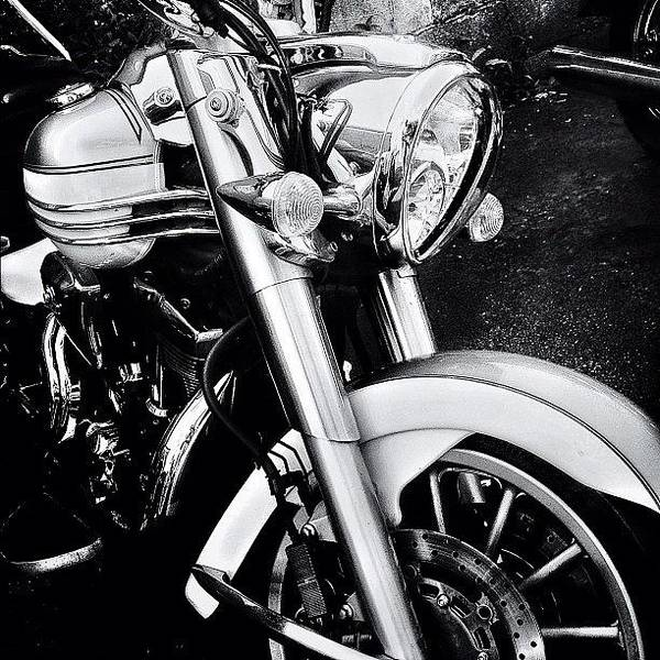 Wall Art - Photograph - Bike I by Brandon Harris