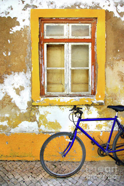 Bike Wall Art - Photograph - Bike Window by Carlos Caetano