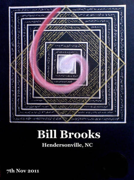 Painting - Bill Brooks by Ahonu