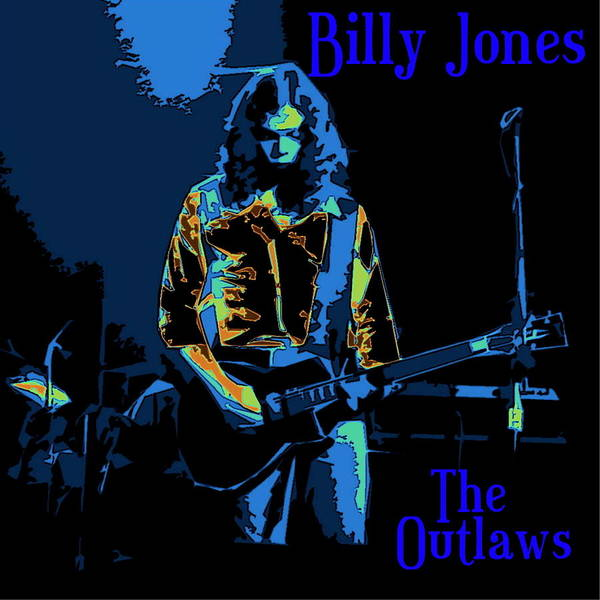 Photograph - Billy Jones Heavenly Blues by Ben Upham