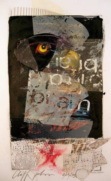 Painting - Birdbrain by Cliff Spohn