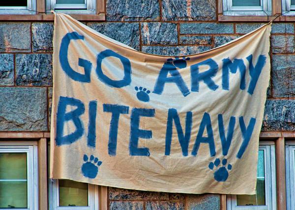 Photograph - Bite Navy by Dan McManus