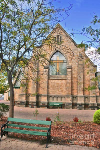 Photograph - Blackwood Uniting Church by Stephen Mitchell