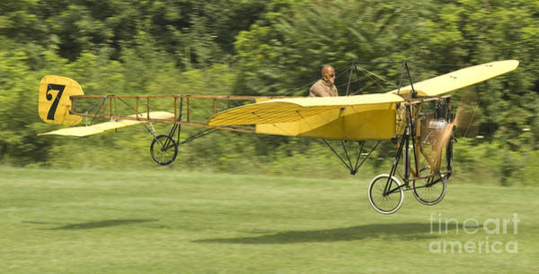 Bleriot Photograph - Bleriot Xi Channel Crossing 100th Anniversary by Tim Mulina