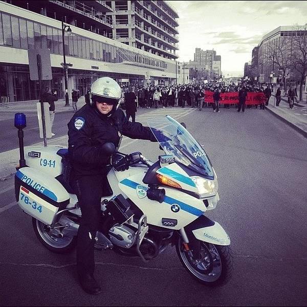 Bmw Photograph - Bleu, Blanc, Rouge... #greve #ggi by Tobrook Eric gagnon