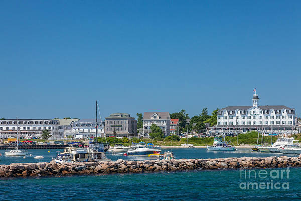 Photograph - Block Island Jetty by Susan Cole Kelly