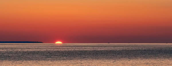 Photograph - Block Island Sunrise by William Jobes