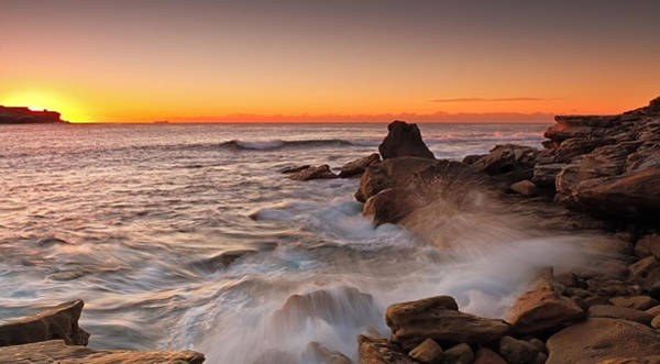 Photograph - Blocked Rays by Mark Lucey