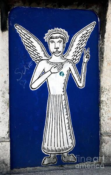 Wall Art - Photograph - Blue Angel by John Rizzuto