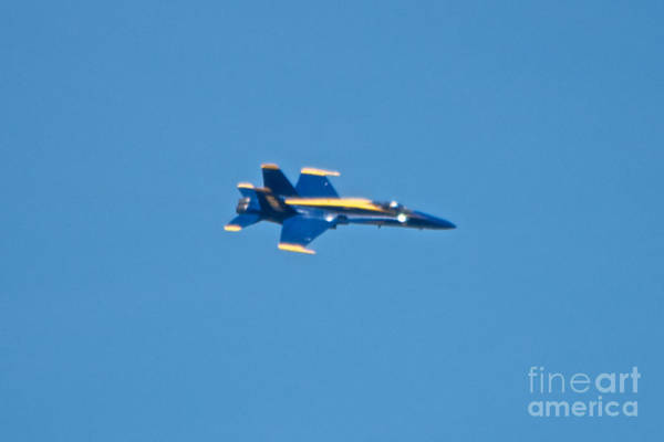 Photograph - Blue Angels 12 by Mark Dodd