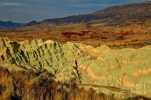 Photograph - Blue Basin Landscape by Adam Jewell