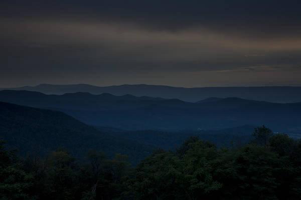 Photograph - Blue Dusk by Sara Hudock