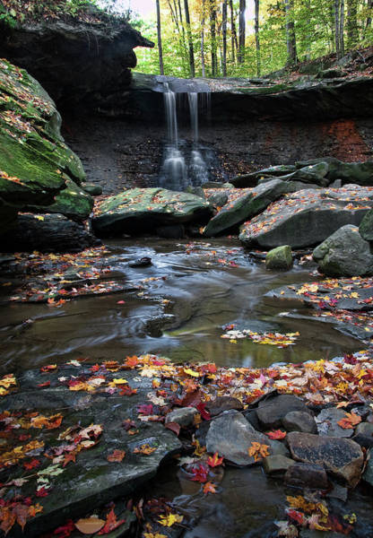 Photograph - Blue Hen Falls II by Dale Kincaid