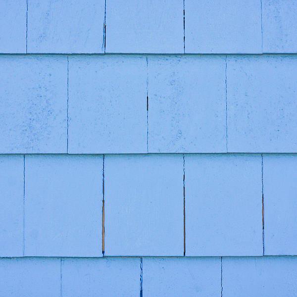 Wall Art - Photograph - Blue Panels by Tom Gowanlock
