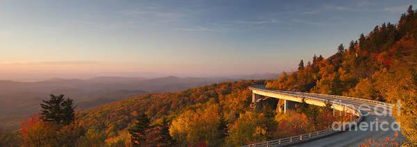 Blue Ridge Parkway Wall Art - Photograph - Blue Ridge Parkway Linn Cove Viaduct by Dustin K Ryan
