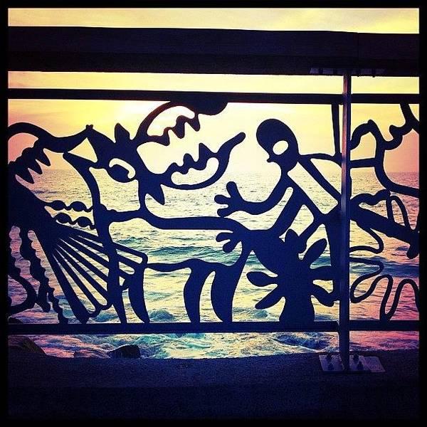 Boardwalk Wall Art - Photograph - Boardwalk Art (puerto Vallarta) by Natasha Marco