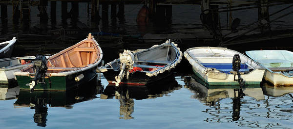 Photograph - Boats by Joanne Brown