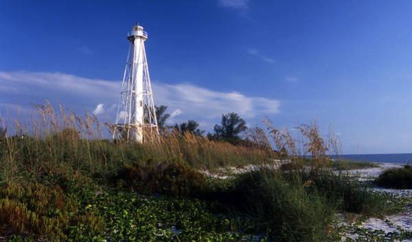 Boca Grande Photograph - Boca Grande Light by Skip Willits