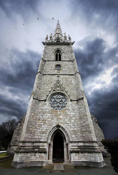 Wall Art - Photograph - Bodelwyddan Church by Meirion Matthias