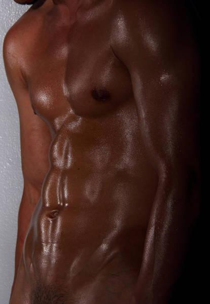 Erotism Photograph - Body Art by Mark Ashkenazi