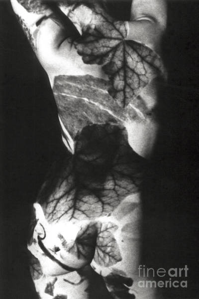 Photograph - Body Projection Woman - Duplex by Silva Wischeropp