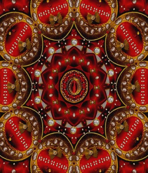 Bombastic Juwel Art Print