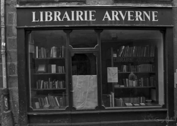Photograph - Book Shop by Georgia Fowler