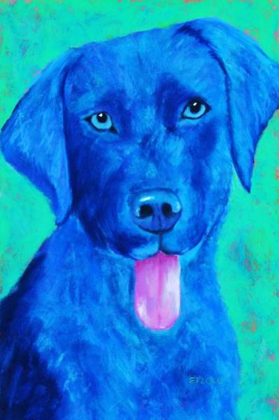 Painting - Boomer by Melinda Etzold